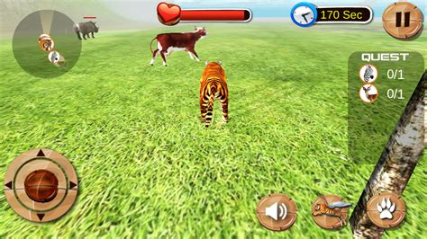 Real Wild Tiger Simulator 3D - Android Apps on Google Play