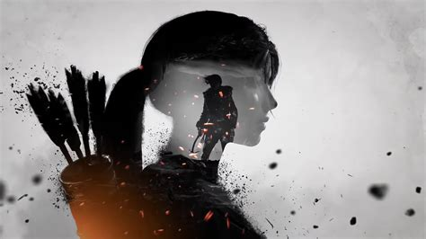 Rise Of The Tomb Raider Android Wallpaper Background Is 4K