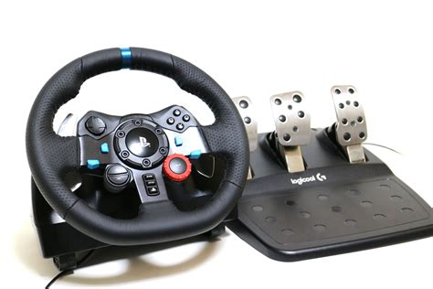 「G29 Driving Force」レビュー - GAME Watch