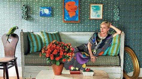 Look Inside Artist Cindy Sherman's Eccentric Country Home