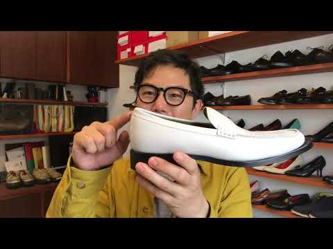 60s Keds SLIP-ON DECK SHOES 10 | panagorias 古着屋ブログ通販
